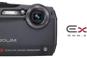 Casio introduceert slankste schokbestendige camera ter wereld