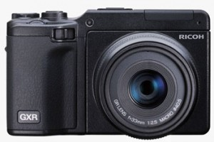 Ricoh GXR, camerasysteem met onderling uitwisselbare units (info & reviews)