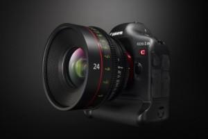 Canon ontwikkelt feature upgrade voor de EOS-1D C
