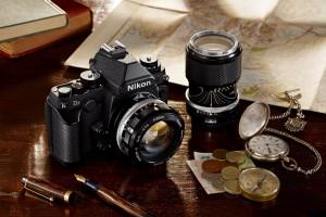 Retro Nikon Df