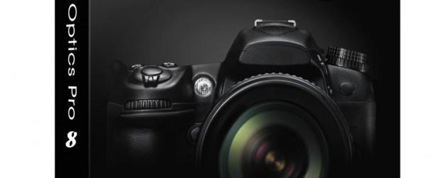 DxO Optics Pro 8 volledige licentie… gratis!