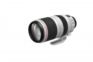 Canon introduceert de EF 100-400mm f/4.5-5.6L IS II USM